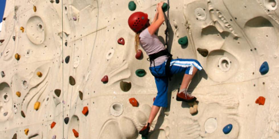 Rock Climbing // Upper Hutt (1)