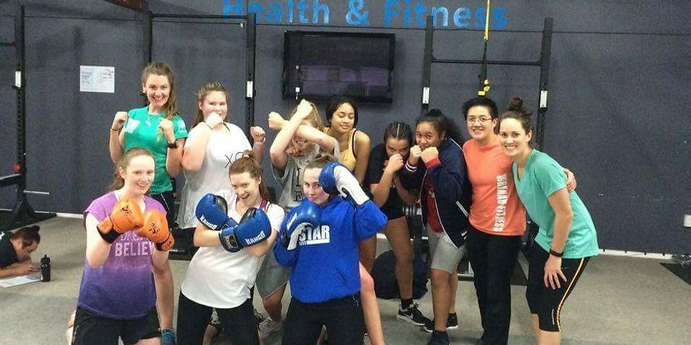 Group Fitness + Hauora workshop