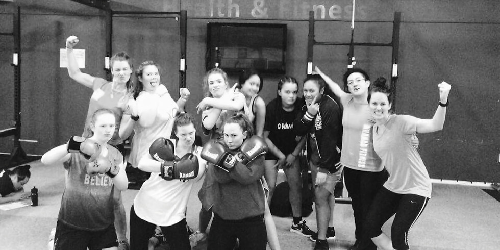 Boxing and empathy workshop