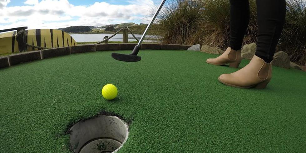 Mini Golf at Pirates Cove