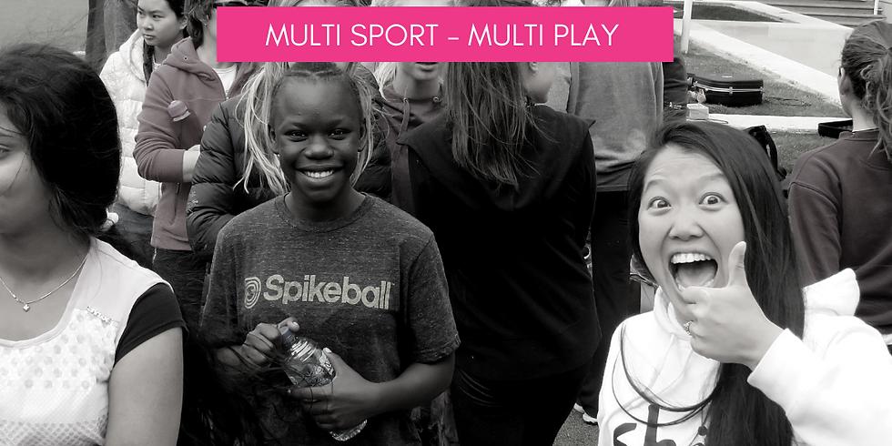 Multi Sport Multi Play - SHIFTY Style // Senior LeadHERship