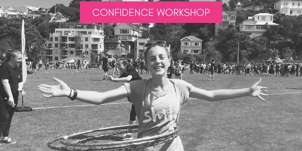 Confidence Workshop // Senior LeadHERship