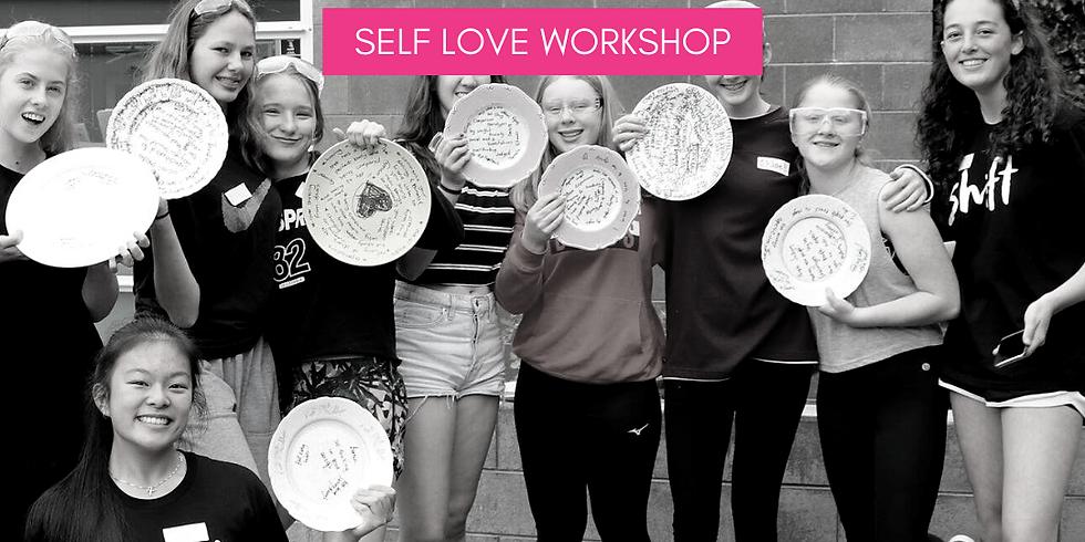 Self Love Workshop // Senior LeadHERship
