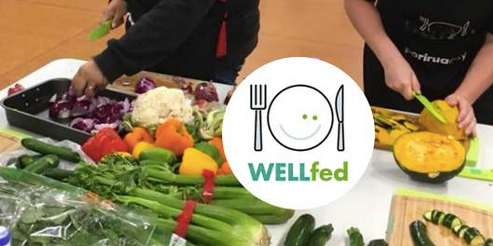 Cooking with WELLfed // Porirua