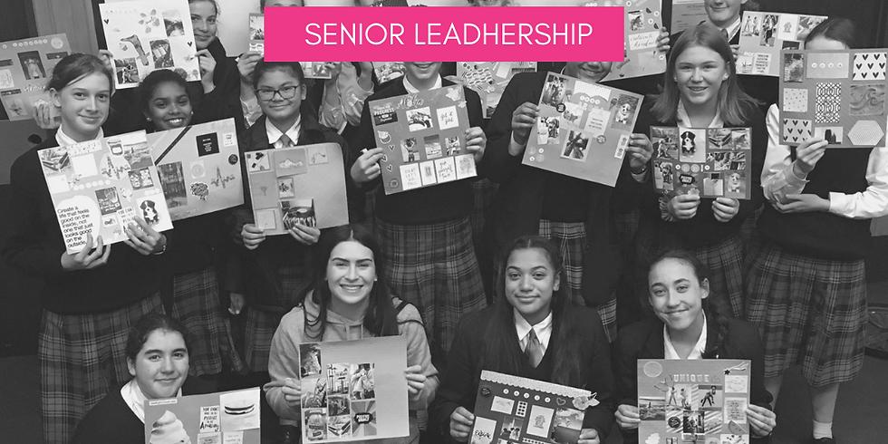 Senior LeadHERship Event