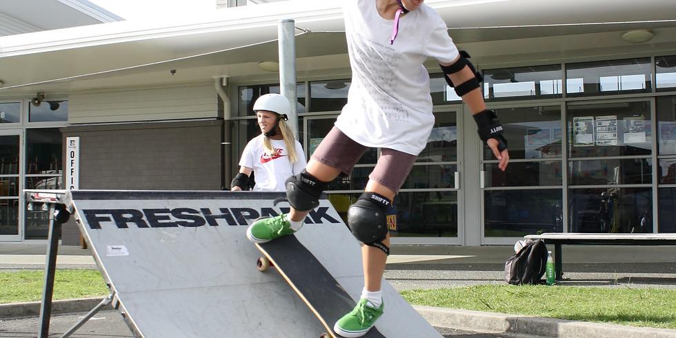 Skateboarding // Whole Shifterhood Event