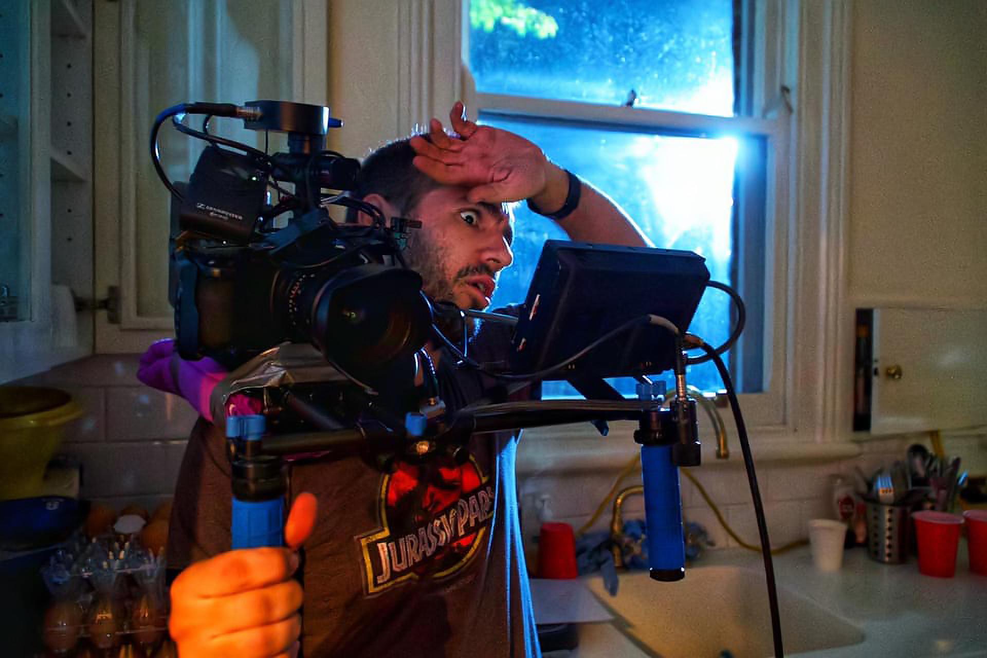 Half Day Camera Operator + Equipment.