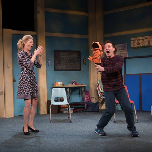 Hand to God at City Theatre