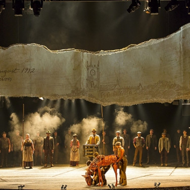 War Horse North American Tour