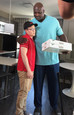 Doughnuts with SHAQ and My New Site!
