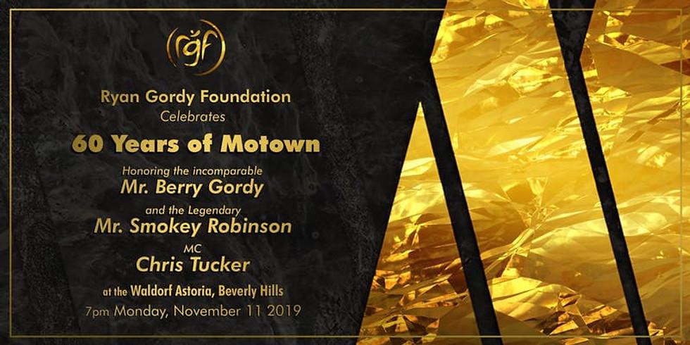 Ryan Gordy Foundation Celebrates 60 Years of Motown