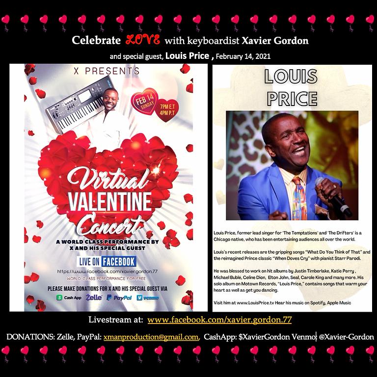 Virtual Valentine Concert