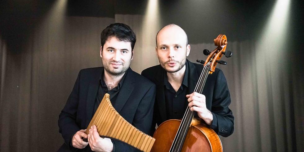 Cantorama - Konzert mit dem Duo Rhythmosis / Christophe Sturzenegger