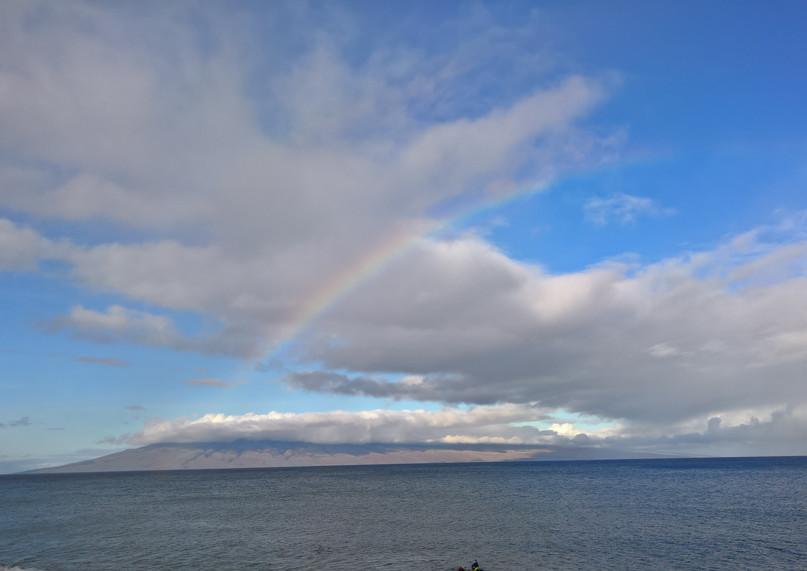 Kaanapali rainbow