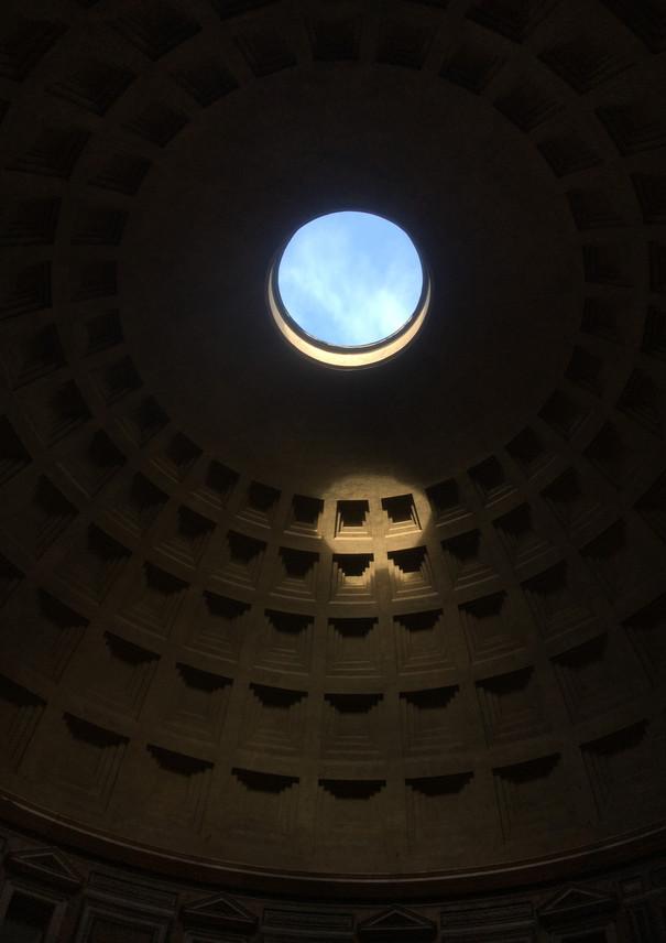 Pantheon in Roma 2019
