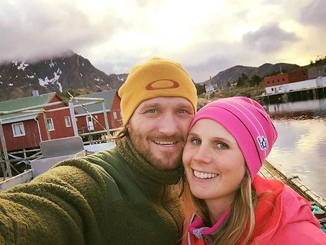 Øyvind og Sara Marie
