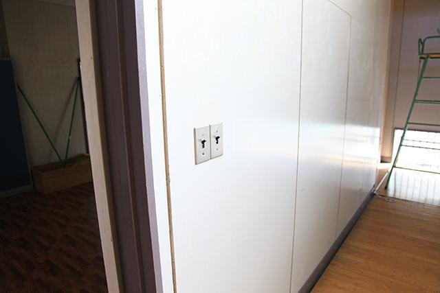 第1体育館電気