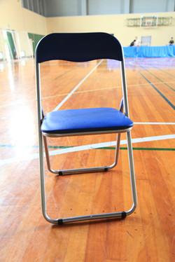 パイプ椅子