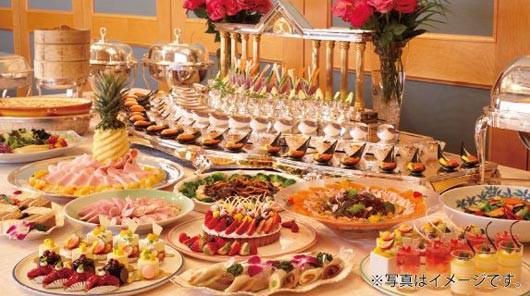豪華ホテルディナー!※写真はイメージです。