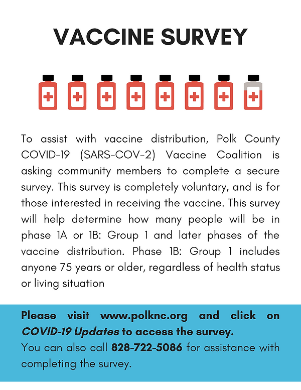 vaccine distribution, Polk County COVID-