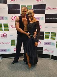 Anna and Siggi Ballroom Dance Teachers Adelaide