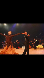 Kimberley and Firas New Vouge Dancing Adelaide