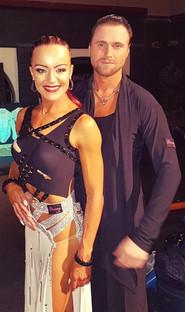 Anna and Siggi Adelaide Dance Teachers