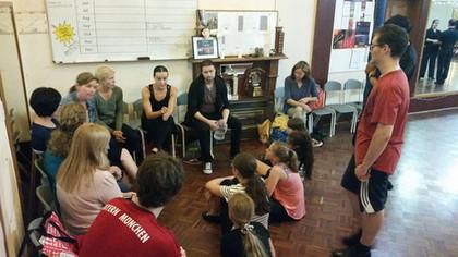 Kids Ballroom Dancing Classes Adelaide