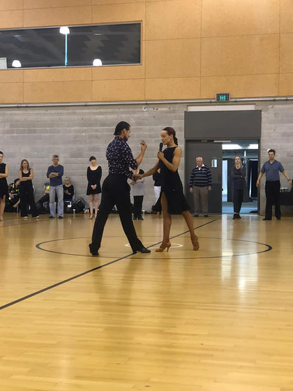 Anna and Siggi Ballroom Dancing Lessons Adelaide