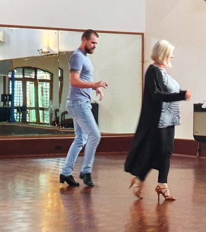 Siggi Latin Dance Lessons Adelaide
