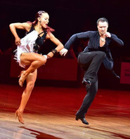 Anna and Siggi Dancing Coaches Adelaide