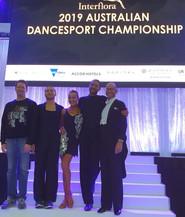 Madeleine Zoanetti Competitive Ballroom Dancing Adelaide