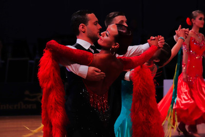 Competitive Ballroom Dancing Adelaide