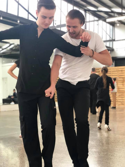 Ballroom Dancing Lessons Adelaide