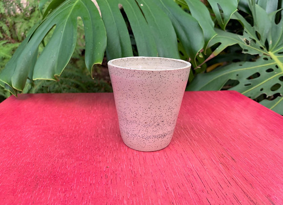 cup - speckled
