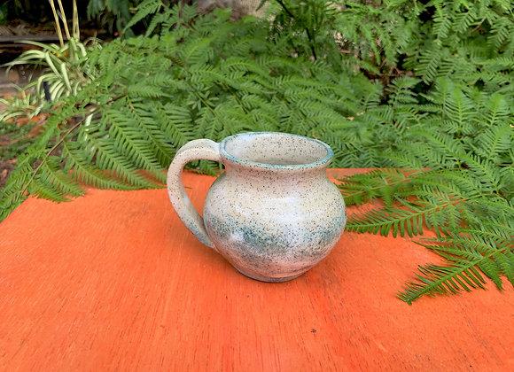 mug - blue green