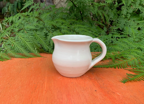 jug - small white
