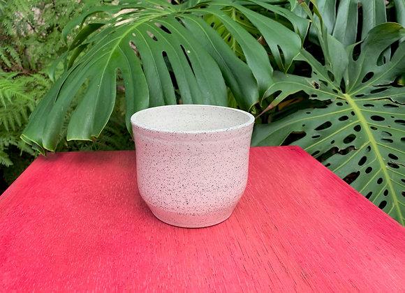 bowl/ planter - speckled