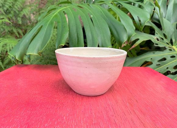 bowl - dipped white