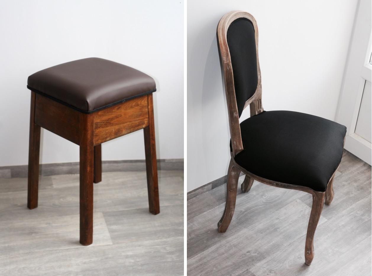 Renover Une Chaise Medaillon artisan sellier garnisseur | champtocé-sur-loire