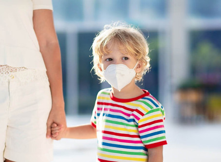 Should Your Child Wear a Mask to Protect Against COVID-19? Things to Know