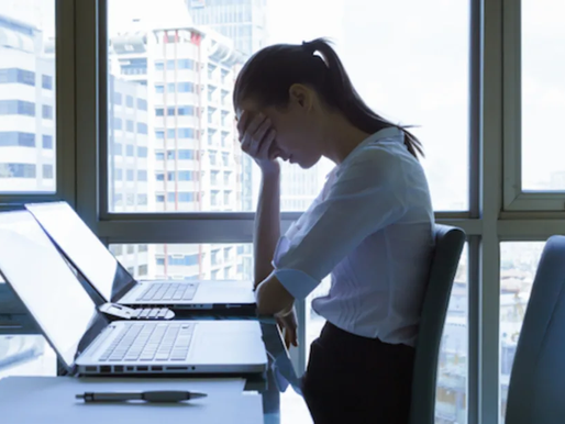 How to Deal with Depression at Workplace