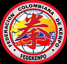 ESCUDO federacion colombiana de kenpo 2.