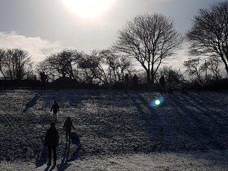 Snow & Spirit....2.2.19