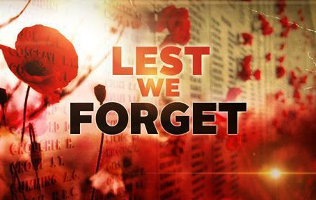 100 Years, Remembrance Day 2018.. 11.11.18