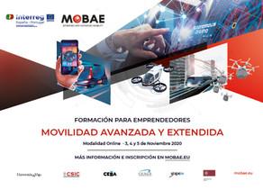 FORMACIÓN PARA Emprendedores: Movilidad avanzada y extendida