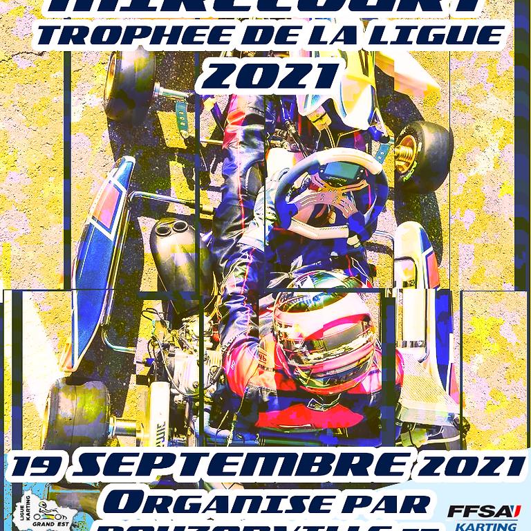 Trophée de la Ligue 2021 #1 - Mirecourt