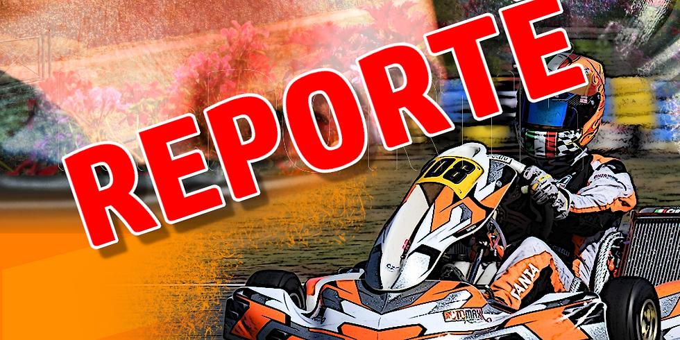 Reporté - CHAMPIONNAT LKGE 2021 #1 - MIRECOURT