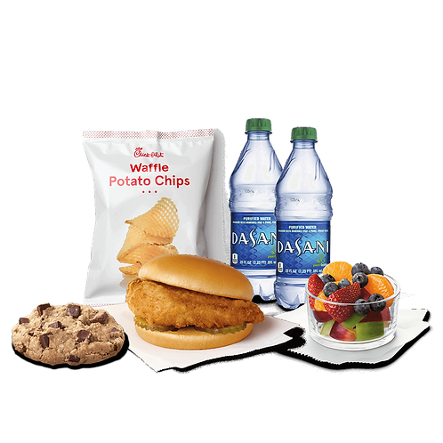 Complete Chik-fil-A Meal