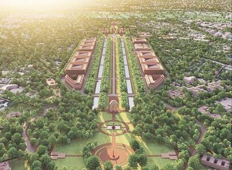 டெல்லியில்  ரூ.861.90 கோடியில் புதிய நாடாளுமன்றம்